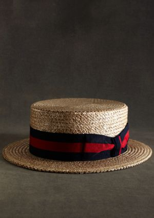 gatsby brooks brothers MT00120_NATURAL-NAVY-RED_boater hat.jpg